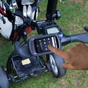 Buybits Golf Cart or Trolley Waterproof Case for the Nokia