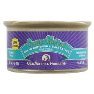 2 Cases of Old Mother Hubbard Whitefish & Tuna Cat Dinners
