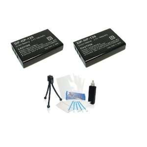 Pack Li Ion Extended Life Replacement Battery Pack For The Casio NP