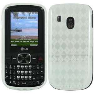 For LG 500G TracFone / Net10 TPU Skin Case Cover Protector