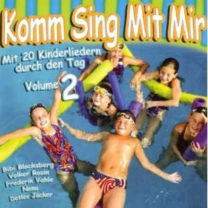 Komm Sing Mit Mir 2 Various Artists Music