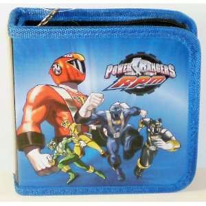 Power Rangers RPM Blue CD/DVD Media Case