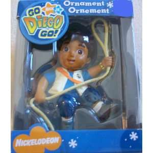 Dora the Explorer, Go Diego Go, Christmas Tree Ormanent