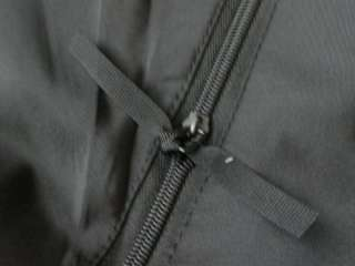 Black White Logo Hanging Garment Bag New