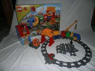 Lego Duplo Eisenbahn Super Set 3772+12Gratisgleise PORTOFREI in Baden
