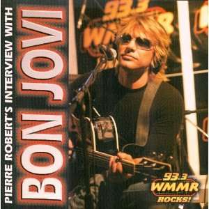 93.3 WMMRs Pierre Roberts Interview with Bon Jovi