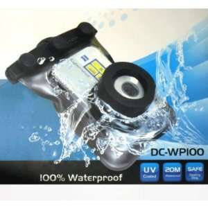 Nereus Underwater Housing Camera Waterproof Case for Canon A70 A75 A80