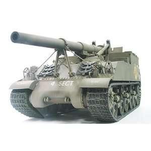 AFV Club 1/35 M40 Big Shot US 155mm Gun Motor Carriage Kit