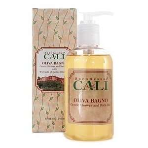 Cali Oliva Bagno Gentle Shower and Bath Gel Beauty