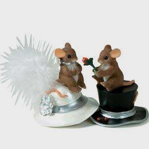 Charming Tails Hats Off to Love