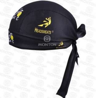 2012 Cycling Bicycle bike outdoor sport Pirate hat cap Black free