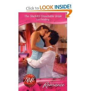 The Sheikhs Unsuitable Bride (Harlequin Romance) and over one