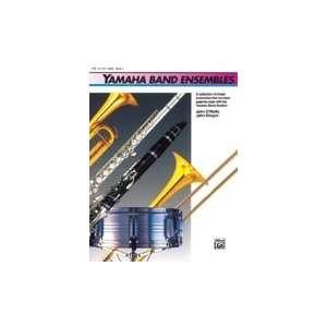Alfred Publishing 00 5970 Yamaha Band Ensembles Book 3