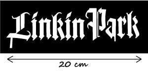 Linkin Park Rock Band Auto AUFKLEBER Car Sticker