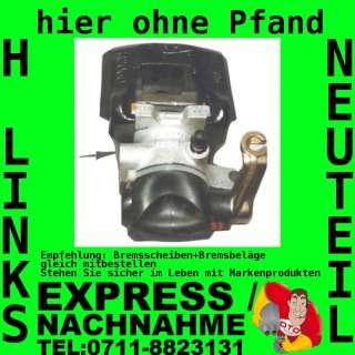 Bremssattel hinten links RENAULT ESPACE III JE0 99 02 1