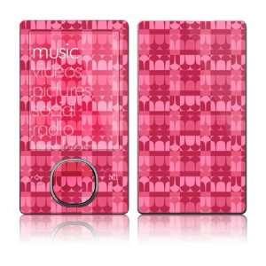 Bubble Gum Design Skin Decal Protective Sticker for Zune 80GB / 120GB