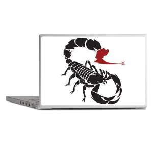 Laptop Notebook 17 Skin Cover Tribal Scorpion Everything