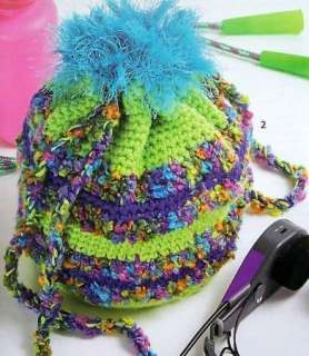 Crochet Purses For Sassy Girls Leisure Arts