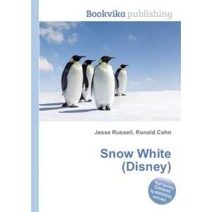 Snow White (Disney) Ronald Cohn Jesse Russell Books