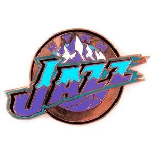 Utah Jazz NBA Basketball Logo Collectors Pin