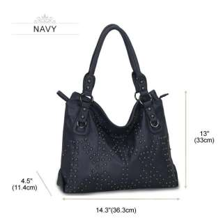 New Women Hobo Shoulder HandBags Tote Purse HandBag Fashion Ladys Big