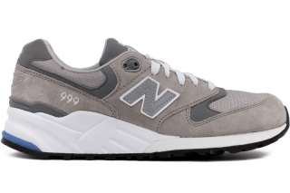 New Balance 999 Series ML999GR New Men Grey White Retro Casual Classic