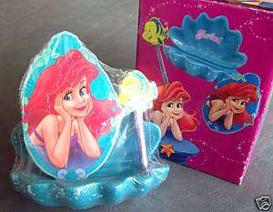 Disney Princess ARIEL Ceramic Gift Set LITTLE MERMAID