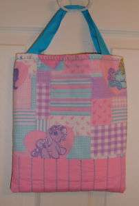 My Little Pony Crayon/Coloring Book Tote Bag