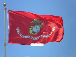 US/U.S./USMC AMERICAN MARINE CORPS FLAG 3X5