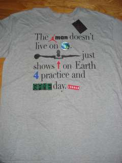 JORDAN THE JUMPMAN DOESNT LIVE ON EARTH GAME DAY T SHIRT 3XL