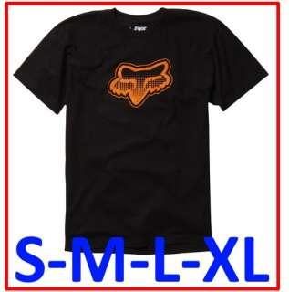 NWT $25* FOX RACING Mens FADE MOTO CROSS MTB BMX T TEE SHIRT Apparel