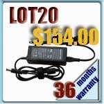 HP Compaq NC6400 NC6320 PC laptop power cord AC adapter