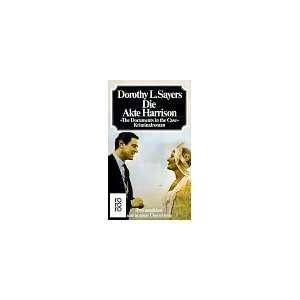 Die Akte Harrison  Dorothy L. Sayers Bücher
