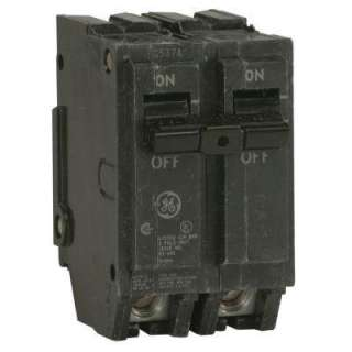 GE Q Line 100 Amp 2 In. Double Pole Circuit Breaker THQL21100P at The