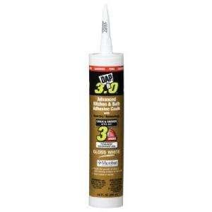 DAP 3.0 9 Oz. Advanced Kitchen and Bath Adhesive Caulk 00790 at The