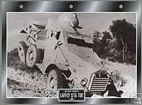 1939 LAFFLY S15 TOE WW2 Military TRUCK PICTURE PHOTO