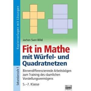 mit Würfel  und Quadratnetzen  Jochen Sv. Wild Bücher