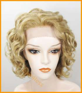 100% REMY Human Hair Lace Front Wig CHANTE in #TP613/27