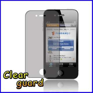 iPhone 4 Leder Tasche Cover Etui Edel Case SCHWARZ 2 3