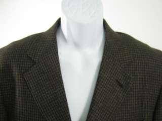 JOSEPH ABBOUD Mens Tweed Blazer Jacket Sz S