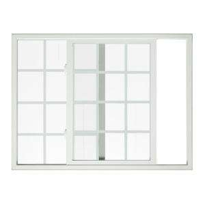Jeld Wen Windows     Model Sierra SLD GRID 6040