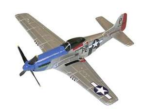 RARE   WW II Corgi P 51 Mustang Cripes A Mighty