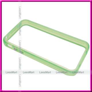 New GLOW IN THE DARK Apple iPhone 4 4G AT&T Bumper Case
