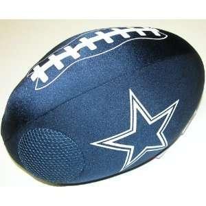 Dallas Cowboys NFL iPod Speaker Sports Football Pillow NEW