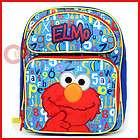 Sesame Street Elmo School Backpack Medium Bag  14