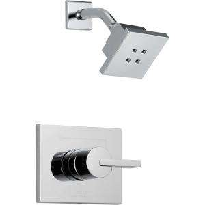 Delta Vero Single Handle 1 Spray Shower Only Faucet in Chrome with