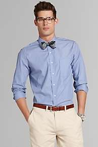 NEW $60 Tommy Hilfiger Mens Dress Shirts   3 COLORS ALL SIZES   LOOK