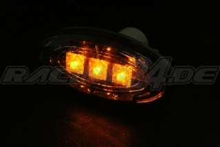 R24 LED US Seitenblinker schwarz Mazda 6 GG GY GG1