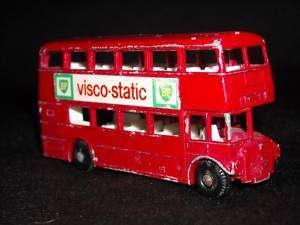 Vintage Lesney Matchbox No.5 BP Routemaster Bus