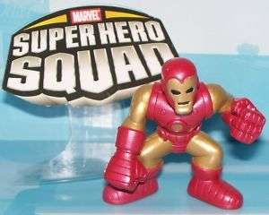 MARVEL SUPER HERO SQUAD IRON MAN #50